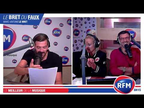 Le Bret Du Faux sur RFM / Mardi 5 Septembre 2017
