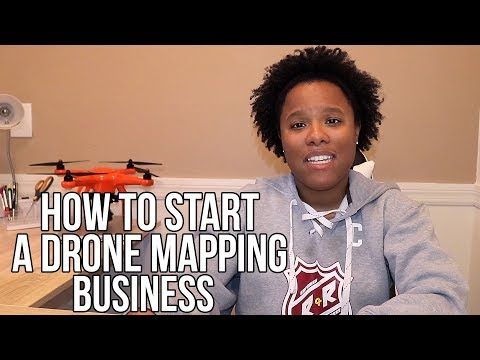 How To Start A Drone Mapping Business