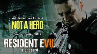 KORKUYA KALDIĞI YERDEN DEVAM | Resident Evil 7 Not A Hero Türkçe
