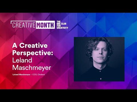 A Creative Perspective | Leland Maschmeyer