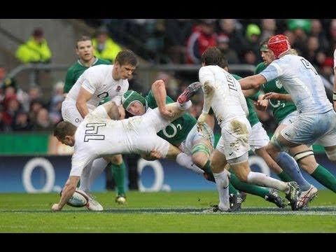 Classic Games: England v Ireland, Twickenham Stadium17th March 2012