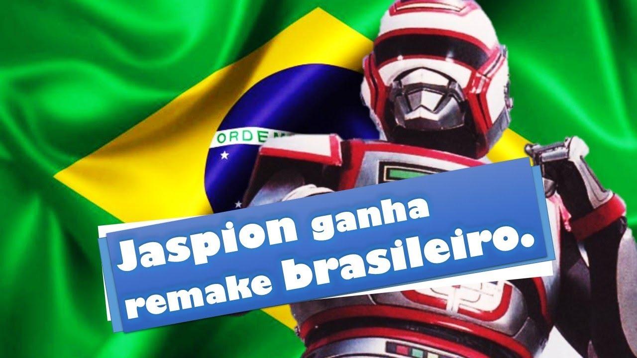Seriado dos anos 1980, Jaspion ganha remake brasileiro.