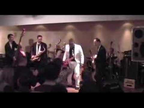 Rockin´ Comets /w Big Jay McNeely - Get On Up And Boogie