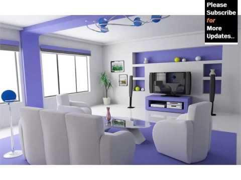Purple Color Decoration