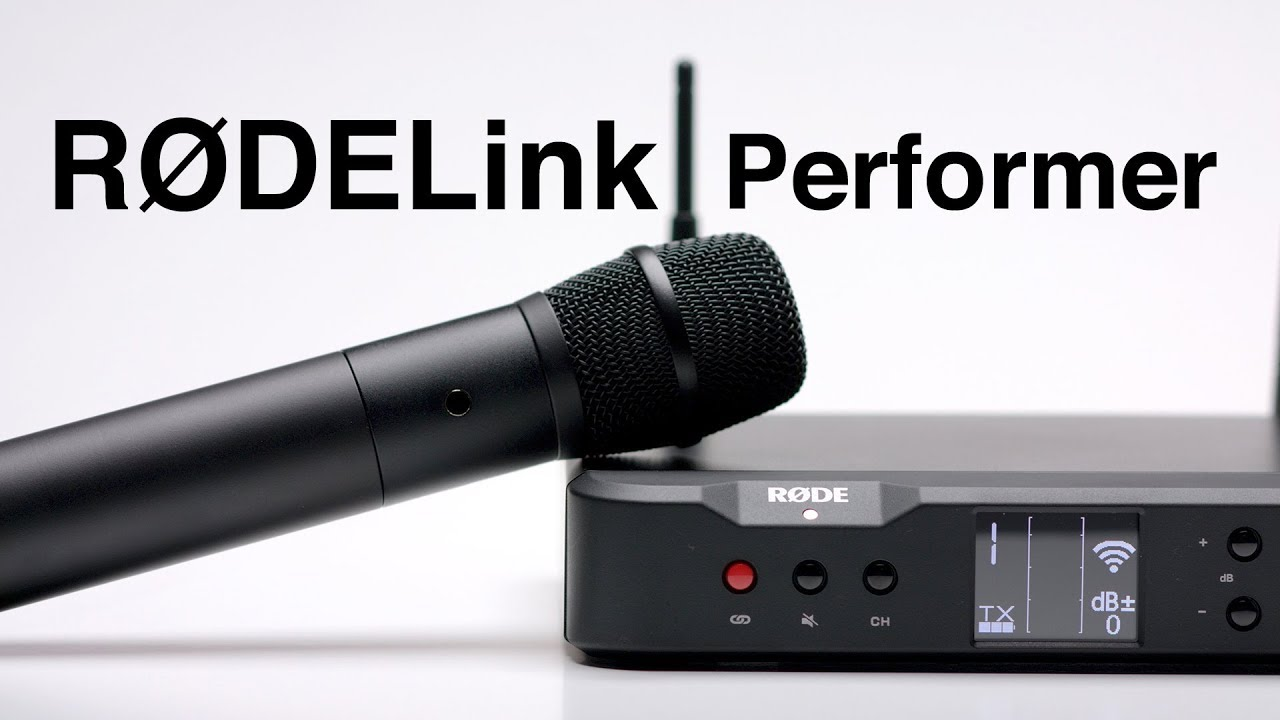 rodelink performer wireless handheld microphone system youtube. Black Bedroom Furniture Sets. Home Design Ideas