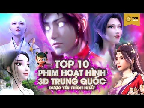 Top 10 Phim Hoạt Hình 3D Trung Quốc Hay Nhất Được Nhiều Người Yêu Thích