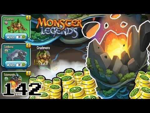 COMO CONSEGUIR FICHAS? - LABERINTO PRIMAL ELEMENTS! - Monster Legends #142