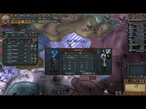 Europa Universalis IV Rights of Man - France - Austrian Demise! World Conquest - Part 3