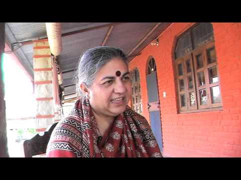 VANDANA SHIVA: Traditional Knowledge, Biodiversity and Susta