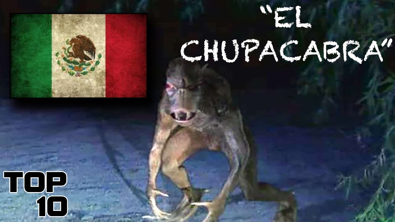 Top 10 Scary Mexican Urban Legends