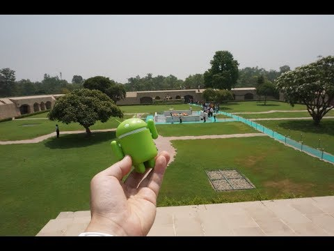 インド旅行記・India TravelNew DelhiニューデリーのRaj Ghatラジ・ガットマハトマ・ガンディーガンジーGandhiの慰霊碑がある場所を観光&散歩