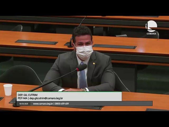 Discurso na Comissão de Agricultura