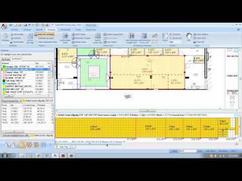 Floor estimate pro - floor estimating software presentation by Fujisoft canada