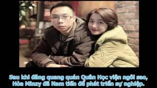 Chuyện tình của Hòa Minzy và Tùng Acoustic
