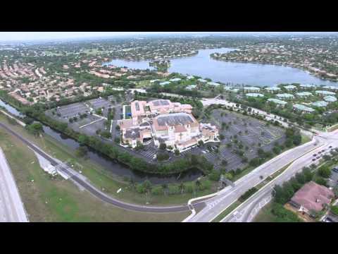 Flying Over Riverside Park with Long Range Antennas