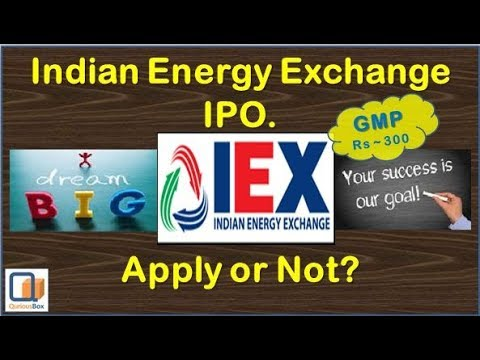 Indian Energy Exchange Limited IPO Review | Indian Energy Exchange IPO Detail | IEX IPO | QuriousBox