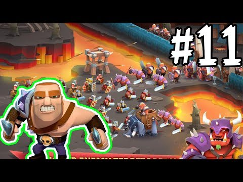 ⚔️ Game of Warriors - Map Conquer #11 iOS/Android gameplay
