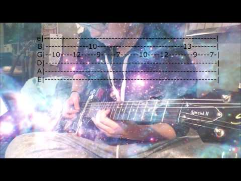 Highly Suspect - My Name is Human (Guitar Cover with Tabs)
