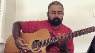 Petta Theme Music Guitar - Rajnikanth