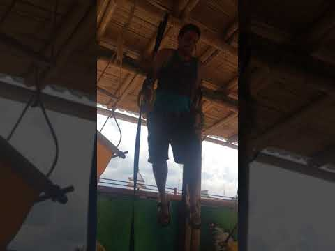 First Muscle Up!