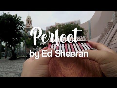 Perfect by Ed Sheeran (Kalimba Cover)
