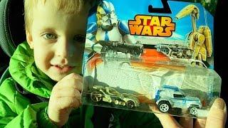 How do I buy Hot Wheels cars - Star Wars series