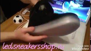 Обзор LEDSNEAKERS HIGH от ledsneakersshop.ru