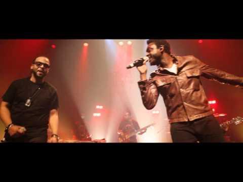 Youtube: Imposs Feat Corneille – Enfermé dans ma liberté (Live performance Club Soda)