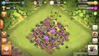 Birlikte Clash of Clans #1 - Köy Binası