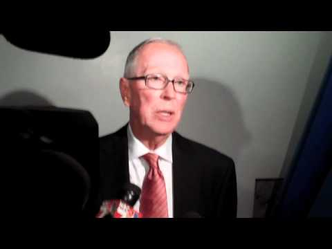 Postgame Interview: Steve Fisher 11/13/10