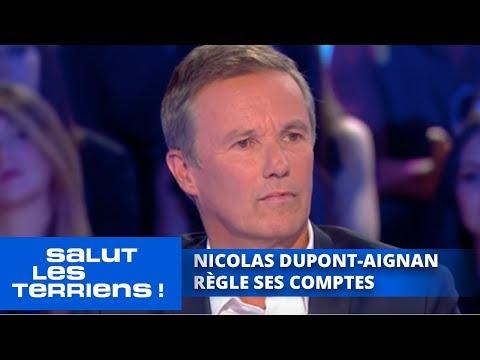 """Nicolas Dupont-Aignan règle ses comptes avec """"Quotidien"""" - Salut Les Terriens"""
