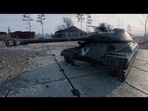 WoT IS-5 (Object 730) A Soviet Tier 8 Premium Heavy Tank