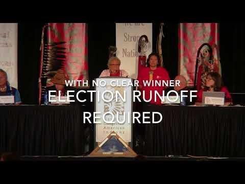 NCAI Election