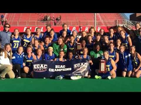 2015 ECAC DII Field Hockey League Tournament Recap