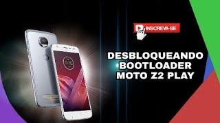 Como Desbloquear bootloader Moto Z2 Play Android 7.1.1