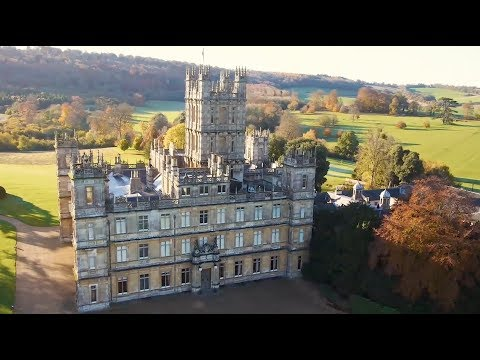 The Real Downton Abbey: At Home at Highclere Castle