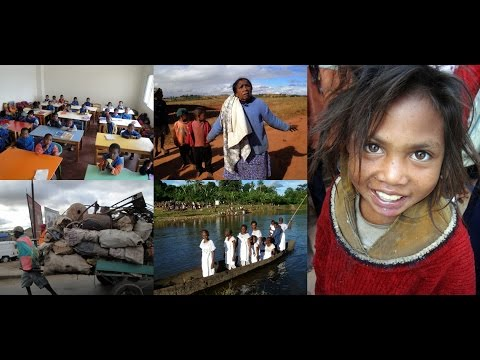 50. ΜΑΔΑΓΑΣΚΑΡΗ - MADAGASKAR: Antananarivo, Τulear, Majunga (video & photography)