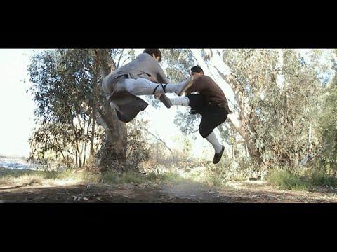 CROUCHING TIGER HIDDEN DRAGON 2 FIGHT SCENE - BATTLE FOR THE GREEN DESTINY