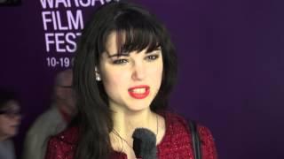 """Michalina Olszańska - aktorka w filmie """"Piąte: nie odchodź"""""""