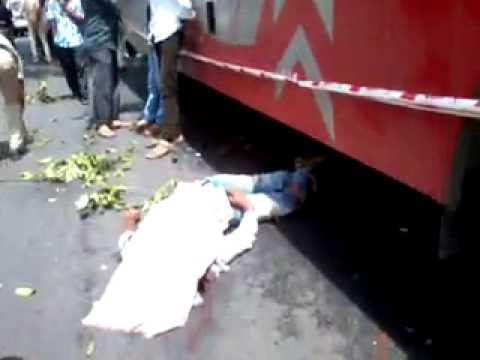 accident in sagar karnataka 28_08_2012 7:30am