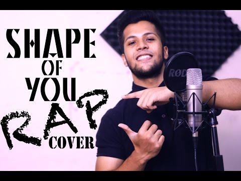 Shape Of You - Ed Sheeran - Rap Cover/Remix - Vinegar Heart
