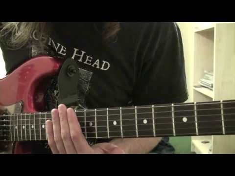 How To Play Every Major And Minor Scale All Over The Fretboard - Part 1 - Guitar Lesson - WITH TABS