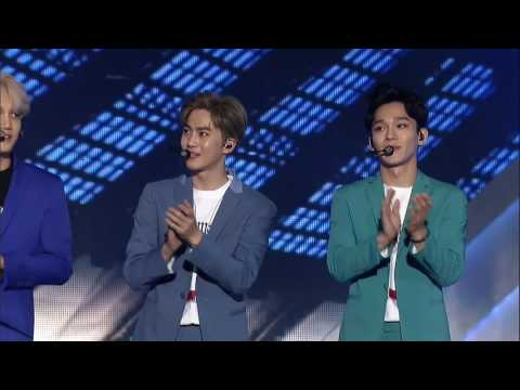 EXO - Call Me Baby & Love Me Right (SBS DREAM CONCERT Special Stage)