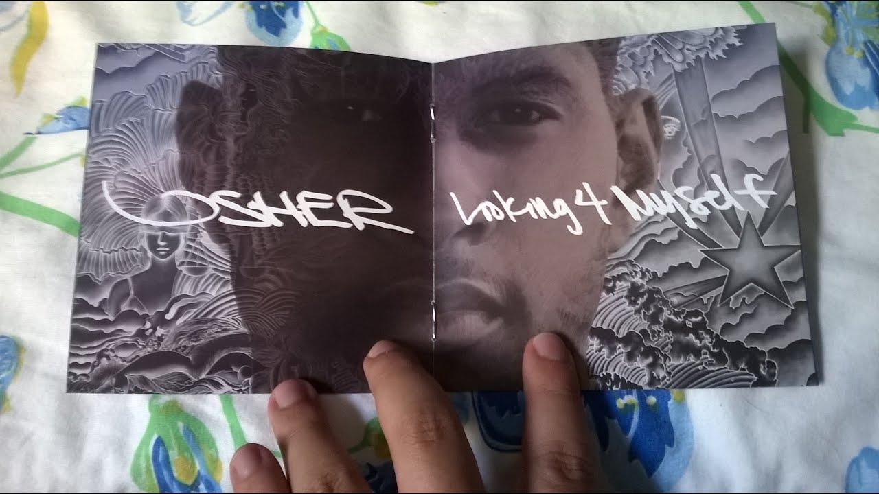 Unboxing Cd Usher - Lo...
