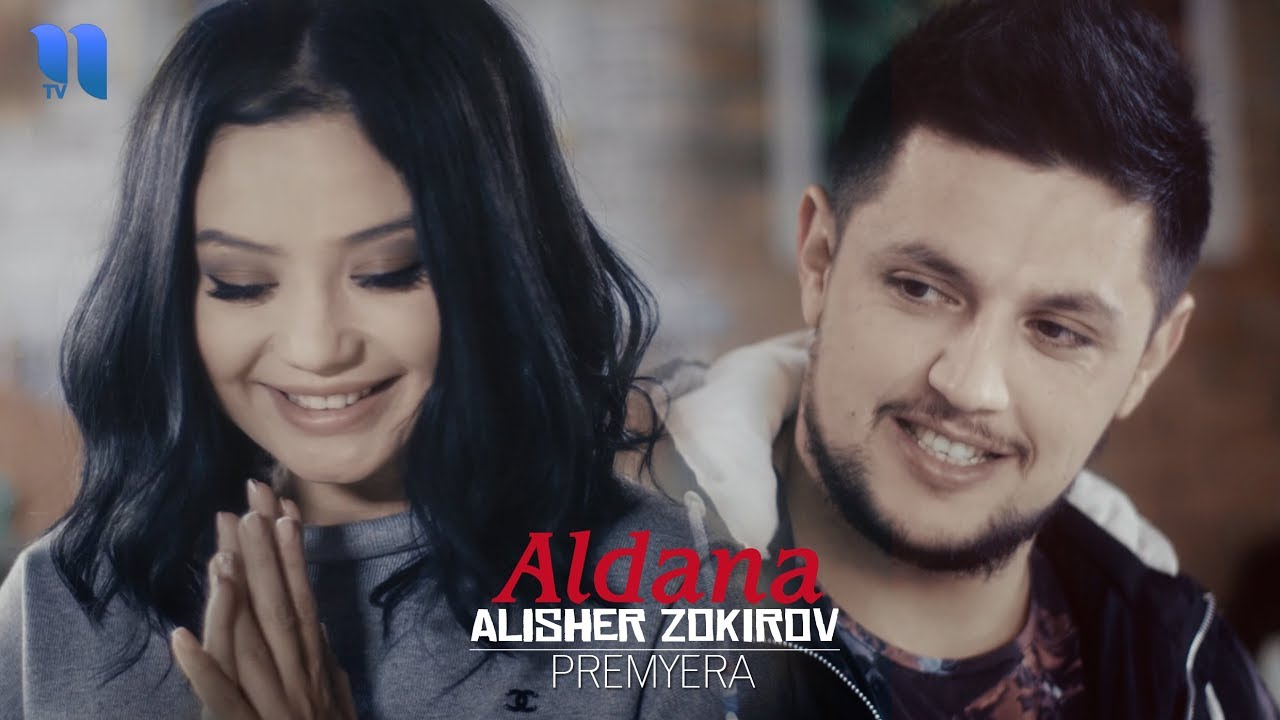 Alisher Zokirov — Aldana (Official Music Video)
