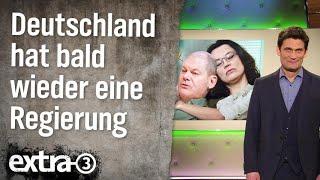 """Christian Ehring freut sich: """"Deutschland hat bald wieder eine Regierung"""""""