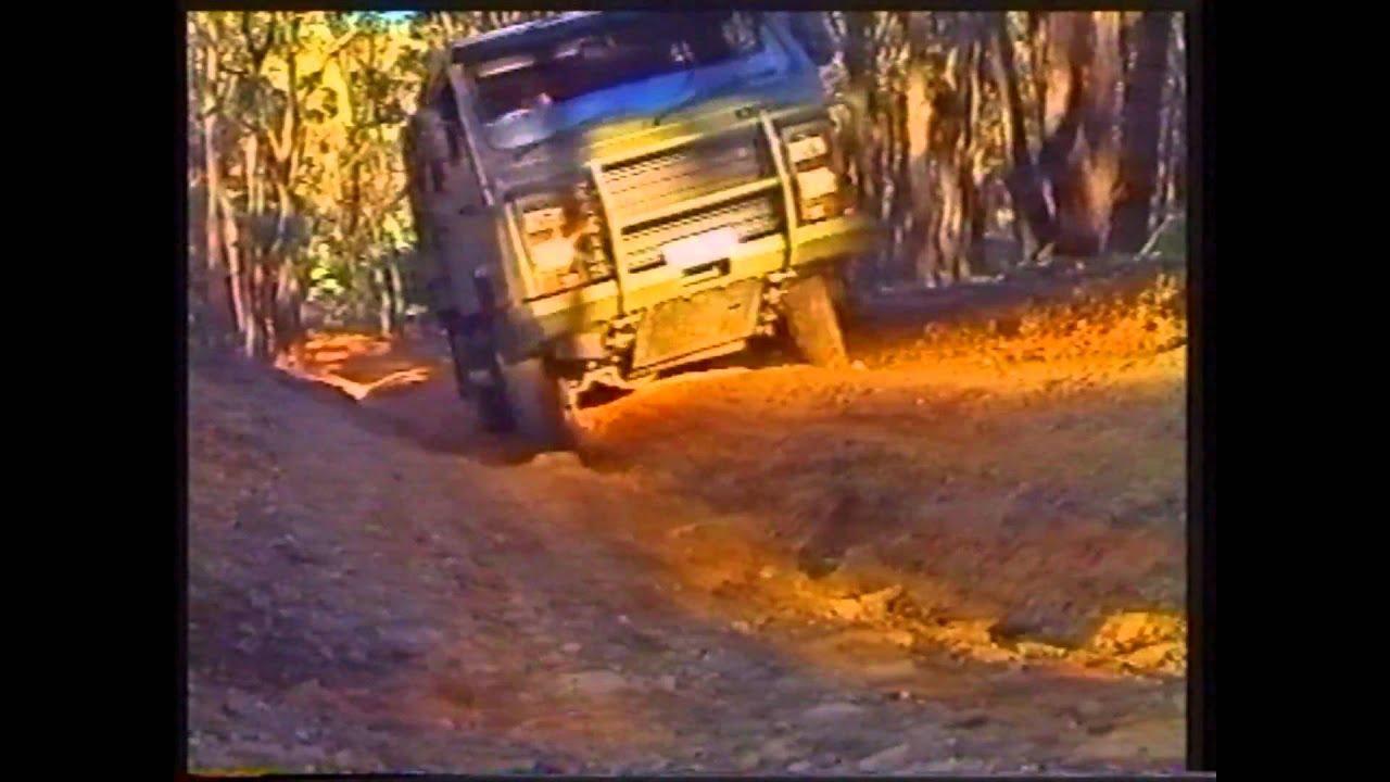 Diesel Truck For Sale >> OKA 4WD 4X4 UNIVERSAL TRUCK PT2 AUSTRALIA ARMY MILITARY TESTING - YouTube