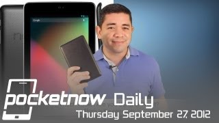 $99 Nexus Tablet Leaks, Lumia 920 Launch Official, Galaxy Note II Event & More - Pocketnow Daily