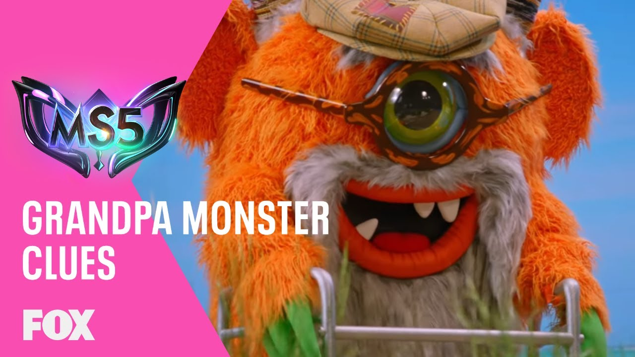 Download The Clues: Grandpa Monster | Season 5 Ep. 2 | THE MASKED SINGER