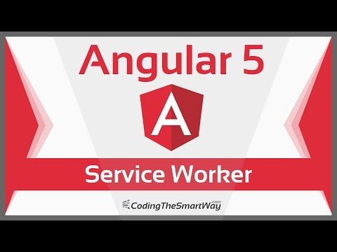 Angular 5 Service Worker